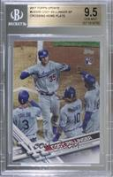 Short Print Variation - Cody Bellinger (Crossing Home Plate) [BGS 9.5 …