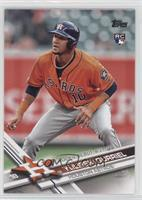 Rookie Debut - Yulieski Gurriel