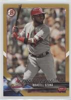 Marcell Ozuna [Noted] #/50