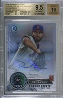 David Peterson [BGS 9.5 GEM MINT] #/50