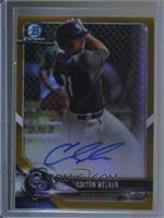 Colton Welker /50