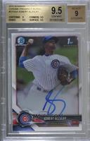 Adbert Alzolay [BGS 9.5 GEM MINT]