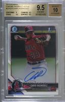 Chris Rodriguez [BGS 9.5 GEM MINT]