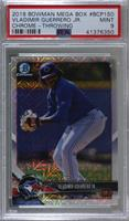 Base - Vladimir Guerrero Jr. (Fielding) [PSA 9 MINT]