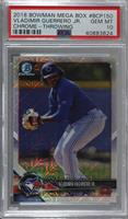 Base - Vladimir Guerrero Jr. (Fielding) [PSA 10 GEM MT]