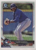 Base - Vladimir Guerrero Jr. (Fielding)