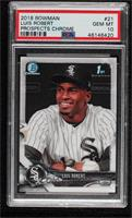 Luis Robert [PSA 10 GEM MT]
