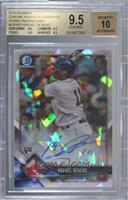 Rafael Devers [BGS 9.5 GEM MINT] #/100