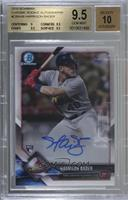Harrison Bader [BGS 9.5 GEM MINT]