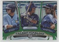 Brent Honeywell, Brendan McKay, Andrew Velazquez /99