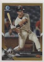 Buster Posey #/50