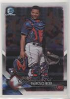 Rookie Photo Variation - Francisco Mejia (Catching Gear)