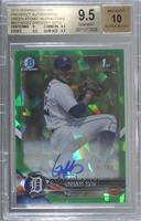 Gregory Soto [BGS 9.5 GEM MINT] #/99