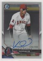Kevin Maitan [EX to NM] #/499