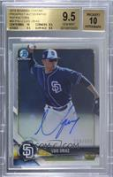 Luis Urias [BGS 9.5 GEM MINT] #/499