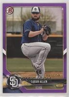 Logan Allen /250