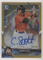 Connor Scott #9/50