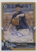 Tanner Dodson #43/50