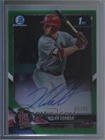 Nolan Gorman [Noted] #/99