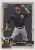 Travis Swaggerty (Throwing Baseball)