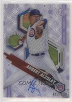Adbert Alzolay #/150