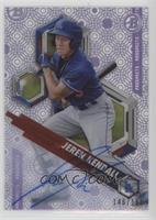 Jeren Kendall [Noted] #/150