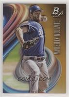 Base - Clayton Kershaw (Pitching) /25