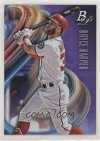 Base - Bryce Harper (Batting) #/250