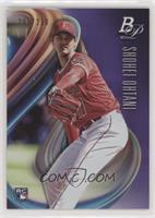Base - Shohei Ohtani (Pitching) /250