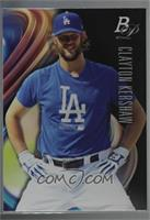 SP Photo Variation - Clayton Kershaw (LA T-Shirt)