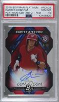 Carter Kieboom [PSA 10 GEM MT] #10/10