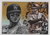 Alex Verdugo #/25