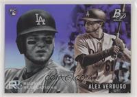 Alex Verdugo #/250