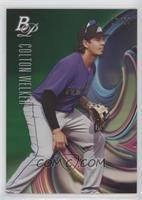 Colton Welker /99