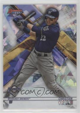 2018 Bowman's Best - [Base] - Atomic Refractor #67 - Christian Yelich