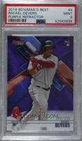Rafael Devers /250 [PSA 9 MINT]