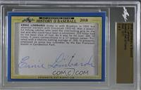 Ernie Lombardi [Uncirculated] #2/3