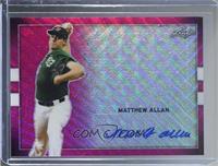 Matthew Allan #/1