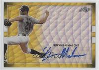 Brennan Malone #/2