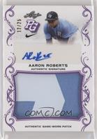 Aaron Roberts /25