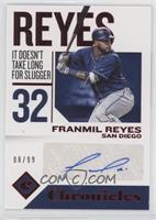 Franmil Reyes /99
