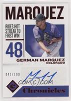 German Marquez /199