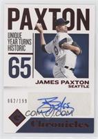 James Paxton #/199