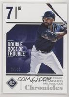 Eric Thames [Noted] #/10