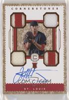 Rookie Autograph Materials - Jack Flaherty #/25