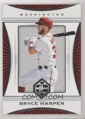 2018 Panini Chronicles - Limited #19 - Bryce Harper