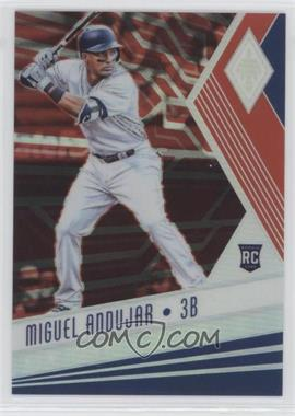 2018 Panini Chronicles - Phoenix - Red #3 - Miguel Andujar /99