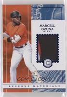 Marcell Ozuna #/49