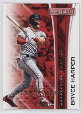 2018 Panini Chronicles - Rookies and Stars - Holo Silver #9 - Bryce Harper /199 - Courtesy of COMC.com