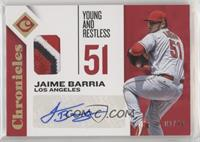 Jaime Barria /49